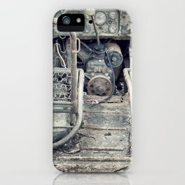 Backseat Driving iPhone Case