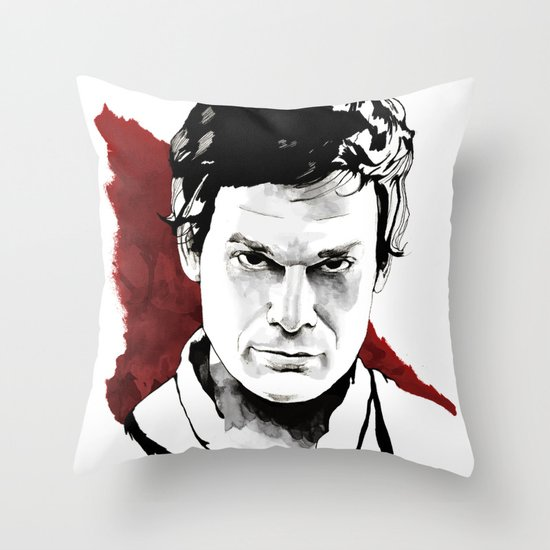 Dex Throw Pillow