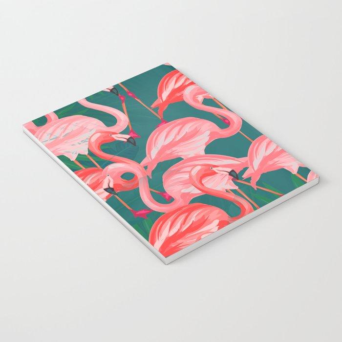 flamingo tropical Notebook