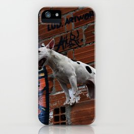 Dogs day iPhone Case