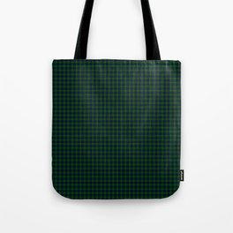 Armstrong Tartan Tote Bag