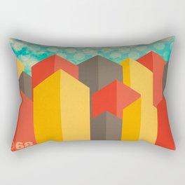 1968 Rectangular Pillow