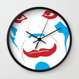Laugh Clown Laugh Wall Clock