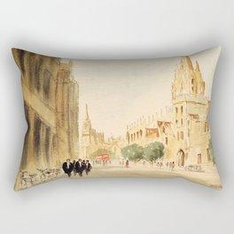 Oxford High Street Rectangular Pillow