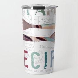 Secret Family Recipe Travel Mug