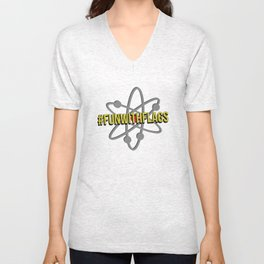 Fun With Flags Unisex V-Neck