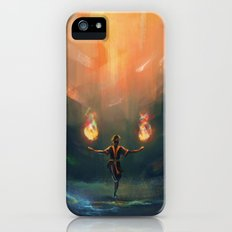 Firebender iPhone (5, 5s) Slim Case