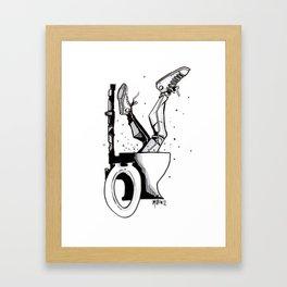 Renton Framed Art Print