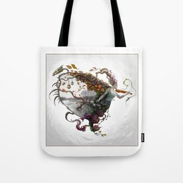 The Dance of Moments Tote Bag