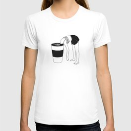 Coffee, First T-shirt