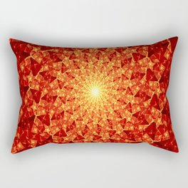Journey To The Sun Rectangular Pillow