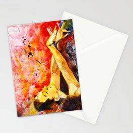 Dancer I Stationery Cards