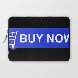 Buy Now Blue Laptop Sleeve