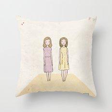 Kynodontas  Throw Pillow