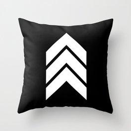 Sergeant Throw Pillow