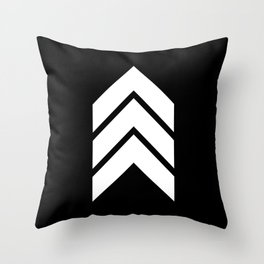 Sergeant Throw Pillow