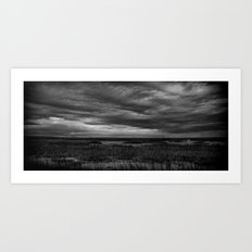 Savannah Storm Art Print