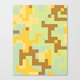 pixel 002 02 Canvas Print