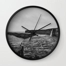 Lyme Regis Pier Wall Clock