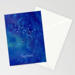 Constellation Sagittarius  Stationery Cards