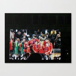 La Copa Mundial Canvas Print