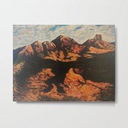 Northern territory (Big Country) Metal Print