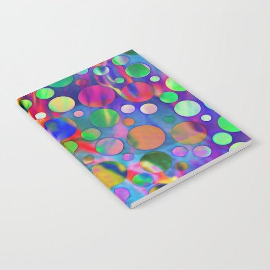 Joyful Dots 3 Notebook