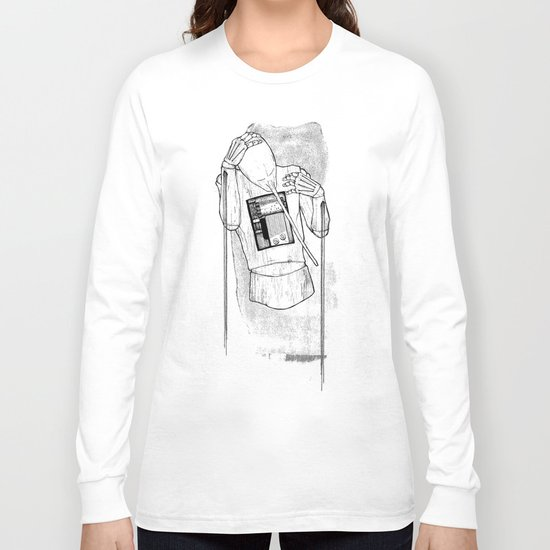 pinocchio Long Sleeve T-shirt