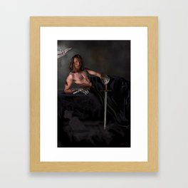 Speramus in Deum Framed Art Print