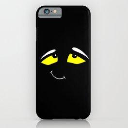 funny cartoon shirt, funny faces, cartoon shirt Y1 iPhone Case