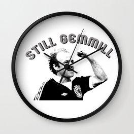 Still Gemmill Wall Clock