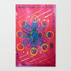 wdv Canvas Print
