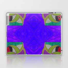 七 (Qī) Laptop & iPad Skin