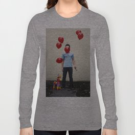 PARTY FOR ONE Long Sleeve T-shirt
