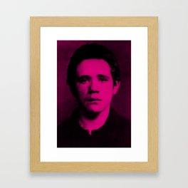 Young Prisoner Framed Art Print