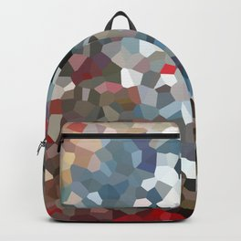 Happy New Year Moon Love Backpack
