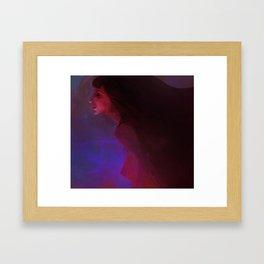 Forever in my mind Framed Art Print