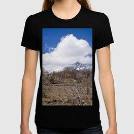 Sicilian Volcano ETNA T-shirt
