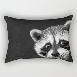 Raccoon Rectangular Pillow