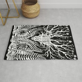 Forest Dragon Rug