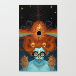 A Wrinkle in Time Canvas Print
