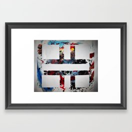 Shogun Framed Art Print