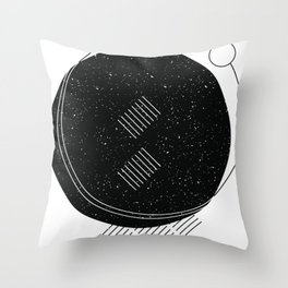 Minimalist Geometric Throw Pillow