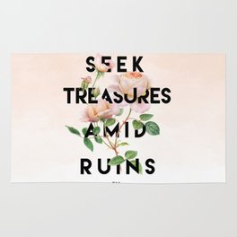 Seek Treasure Rug