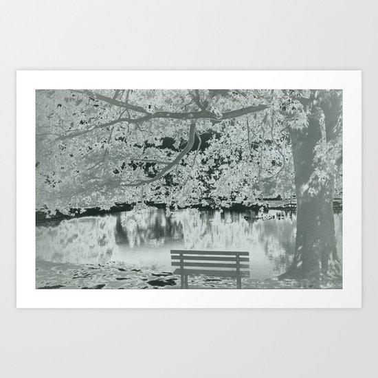 Tranquil II Art Print