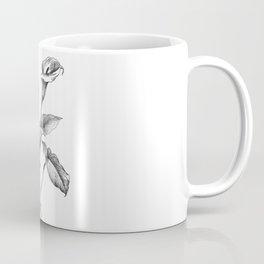 Vintage Calla Lily Bush Coffee Mug