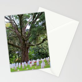 Final Resting Place Stationery Cards