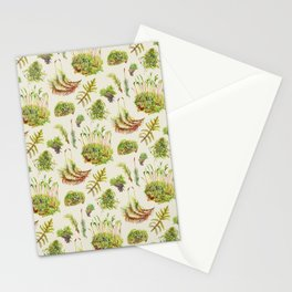 Mosses - Neutral Stationery Cards