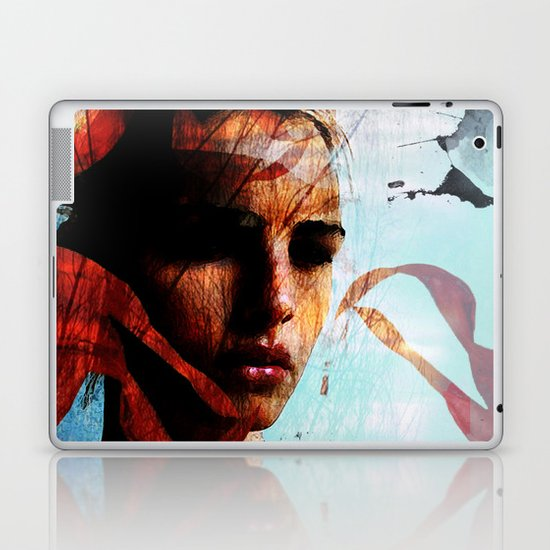 memories of sadness Laptop & iPad Skin