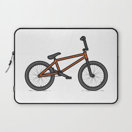 #17 BMX Laptop Sleeve